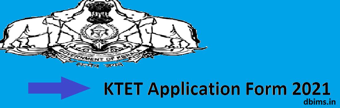 KTET Application Form 2021