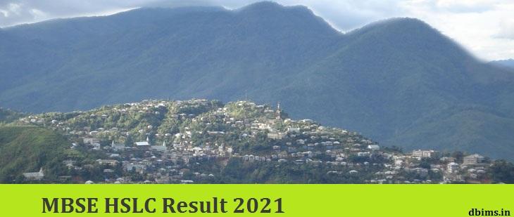 MBSE HSLC Result 2021