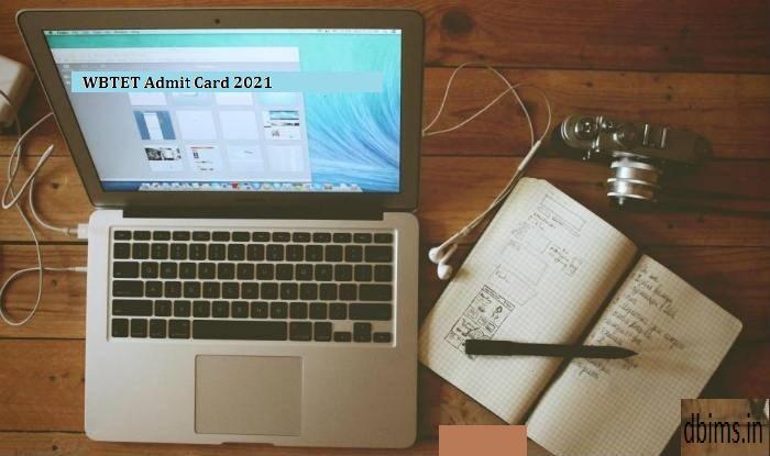 WBTET Admit Card 2021