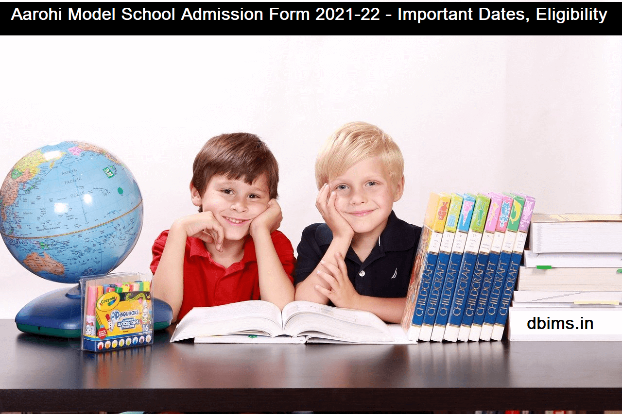 Aarohi Model School Admission Form