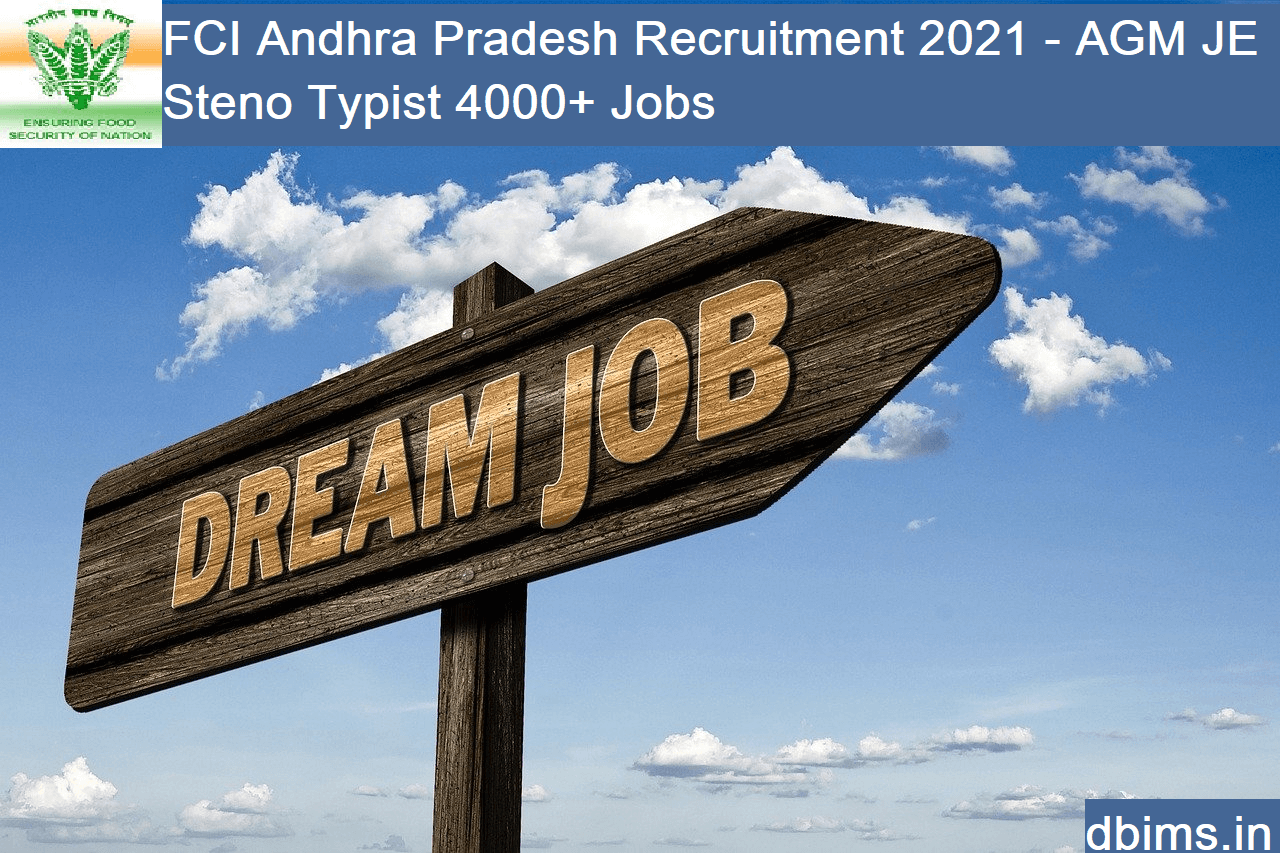 FCI Andhra Pradesh Recruitment