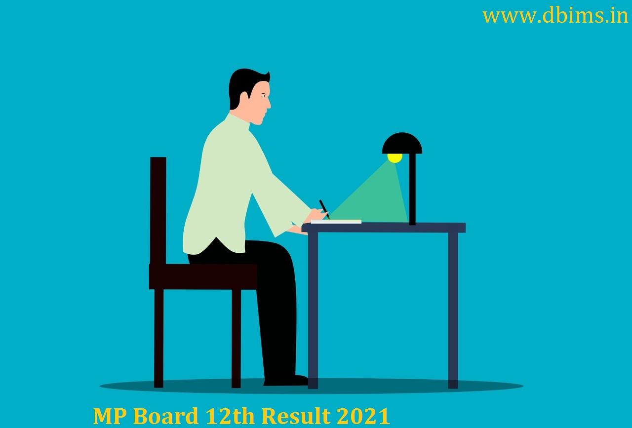 MP Board 12th Result 2021