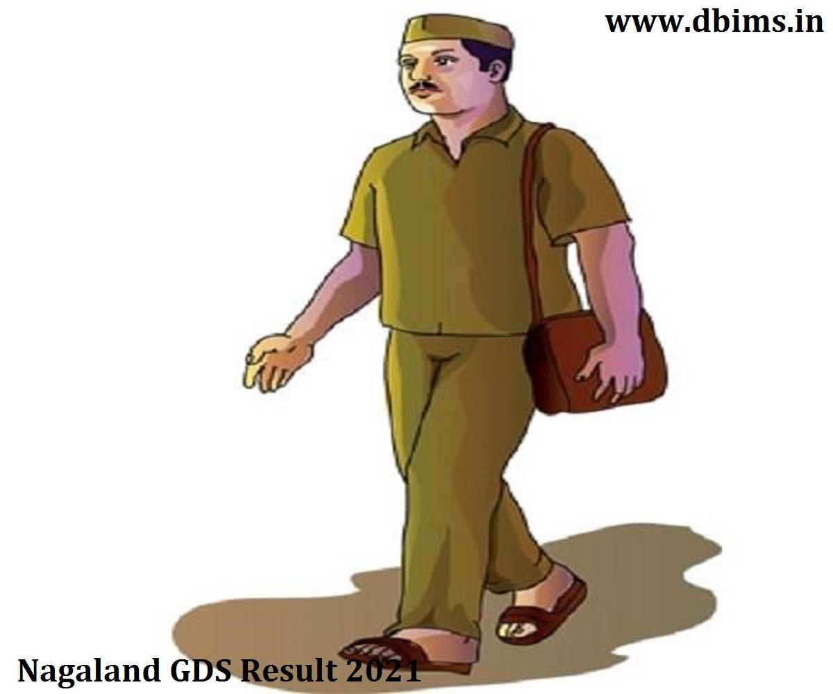 Nagaland GDS Result 2021