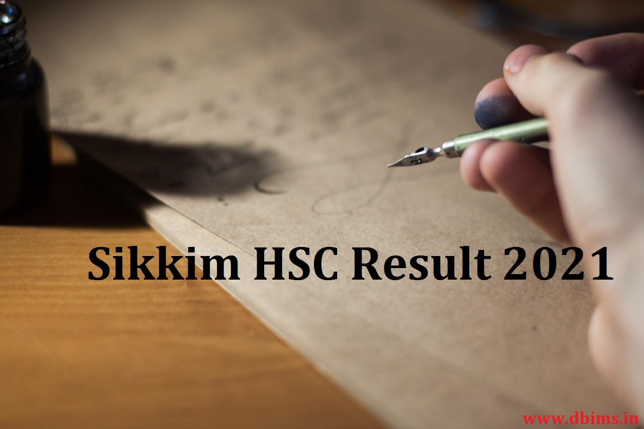 Sikkim HSC Result
