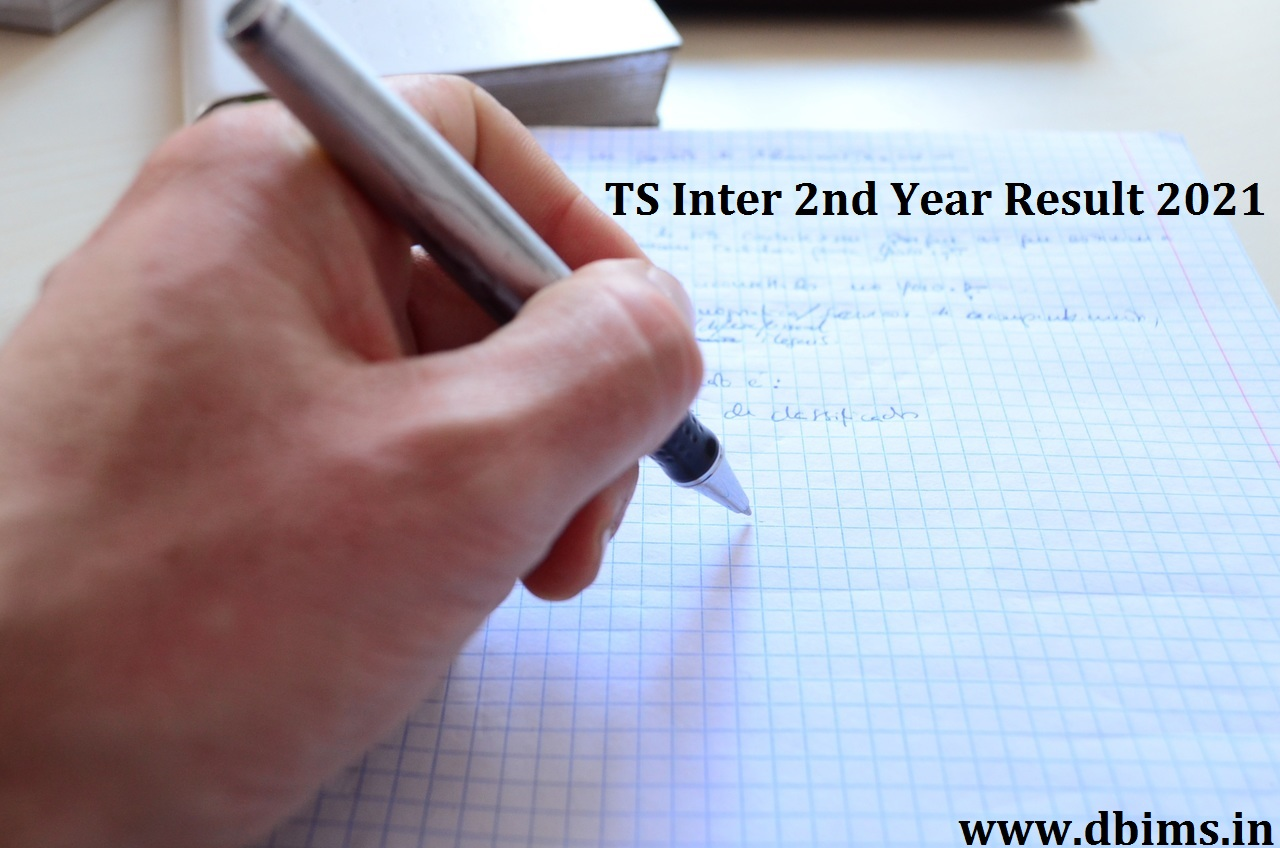 TS Inter 2nd Year Result 2021
