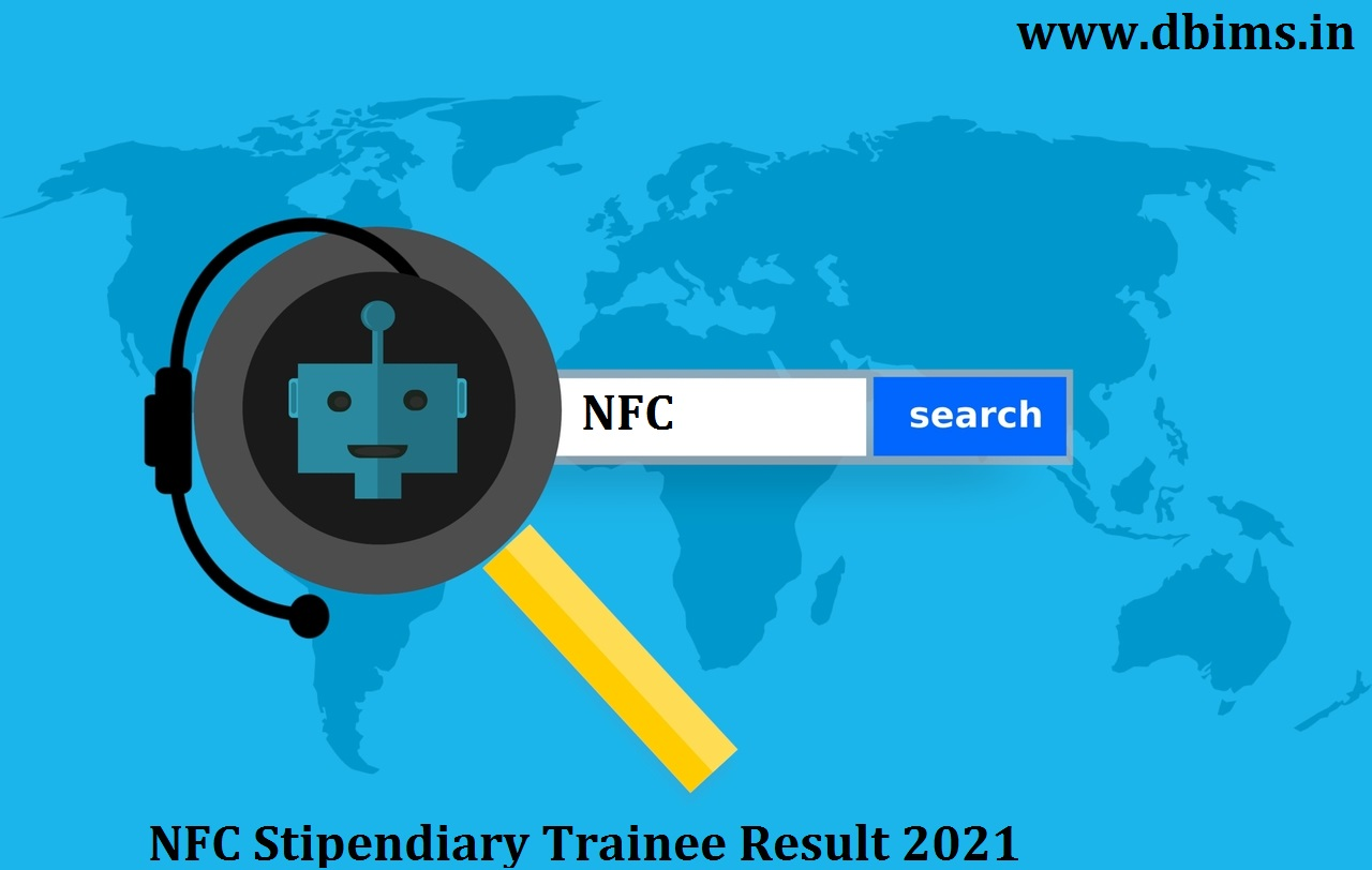 NFC Stipendiary Trainee Result 2021