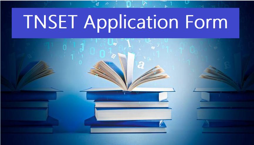 TNSET Application Form