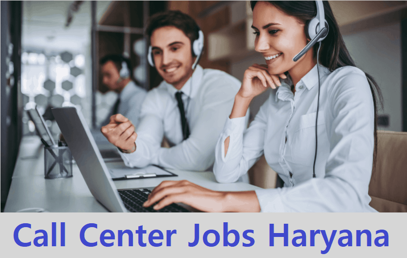 Call Center Jobs in Haryana